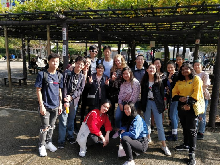 Ideal students in Japan 2018