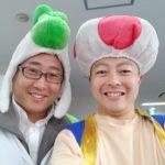 Ernie and Yoshi