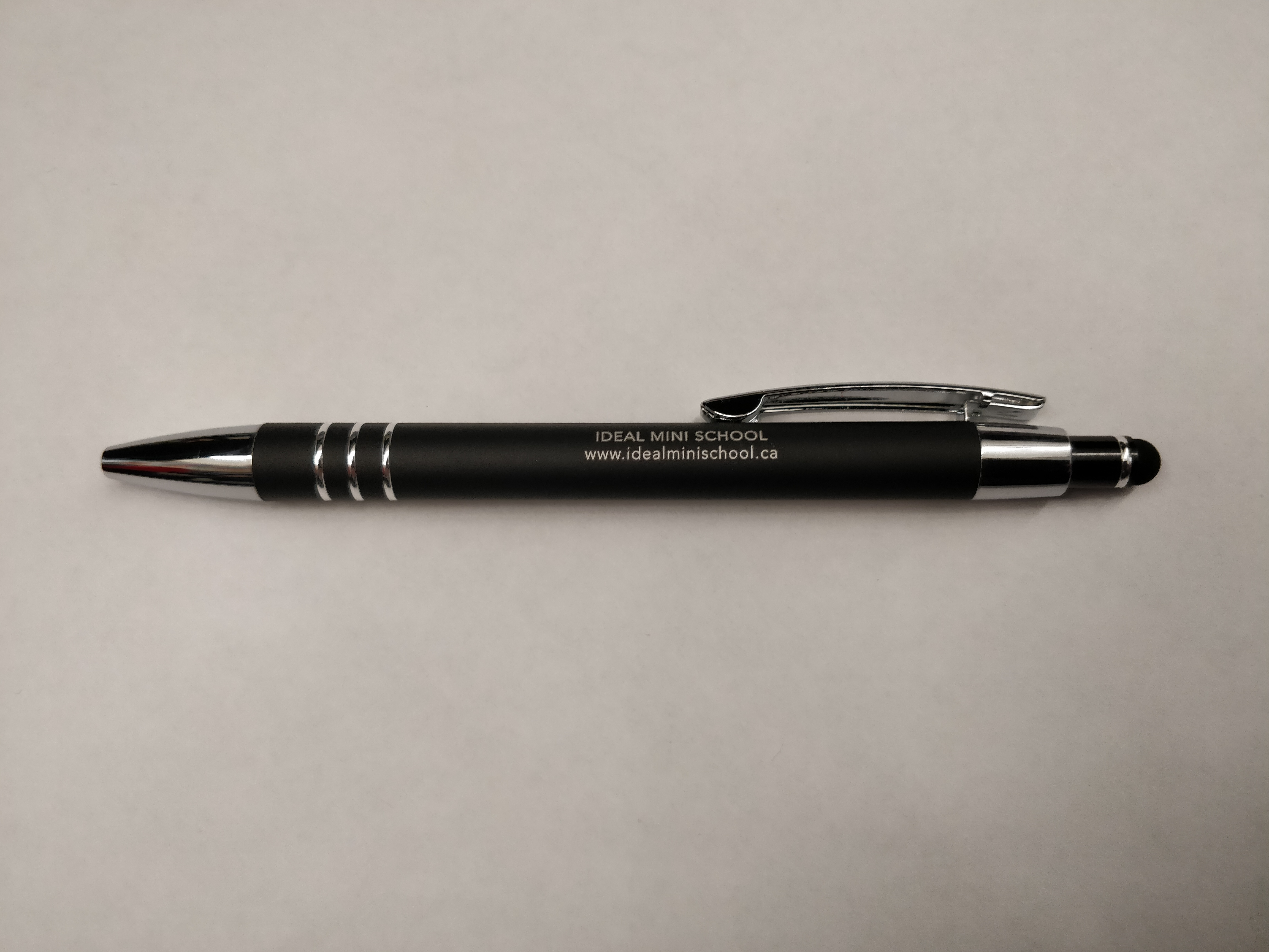 Ideal Mini Logo Stylus Pen