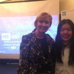 We Day Success! Michelle Xie
