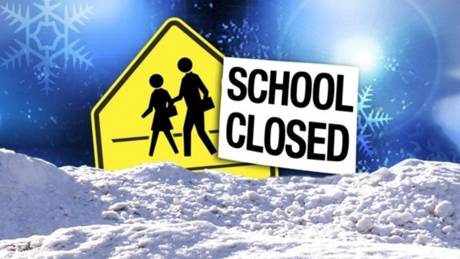 Snow Day School Closed