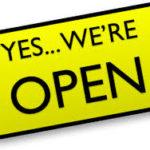 SCHOOL OPEN!