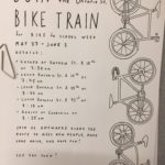 Bike Train for Ideal Students