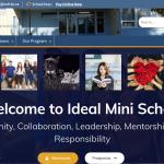 New School Website!